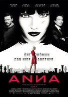 Anna - Dutch Movie Poster (xs thumbnail)