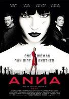 Anna - Dutch Movie Poster (xs thumbnail)