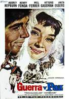 War and Peace - Spanish Movie Poster (xs thumbnail)