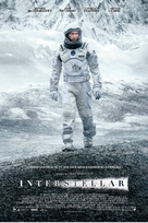 Interstellar - Danish Movie Poster (xs thumbnail)