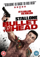 Bullet to the Head - British DVD movie cover (xs thumbnail)
