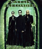The Matrix Reloaded - French Movie Cover (xs thumbnail)