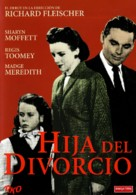 Child of Divorce - Spanish Movie Cover (xs thumbnail)