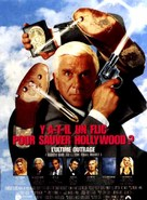 Naked Gun 33 1/3: The Final Insult - French Movie Poster (xs thumbnail)