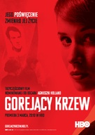 """Horící ker"" - Polish Movie Poster (xs thumbnail)"