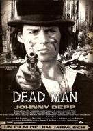 Dead Man - Spanish Movie Poster (xs thumbnail)