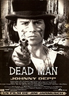 Dead Man - Spanish Movie Poster (xs thumbnail)
