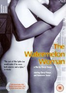 The Watermelon Woman - British DVD cover (xs thumbnail)