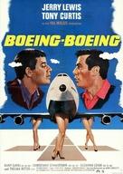 Boeing (707) Boeing (707) - German Movie Poster (xs thumbnail)