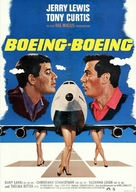 Boeing (707) Boeing (707) - German Re-release movie poster (xs thumbnail)