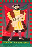 The Private Life of Henry VIII. - Polish Theatrical poster (xs thumbnail)