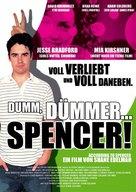 According to Spencer - German poster (xs thumbnail)
