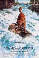 Homeward Bound: The Incredible Journey - Movie Poster (xs thumbnail)