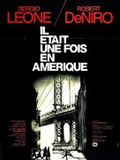 Once Upon a Time in America - French Movie Poster (xs thumbnail)