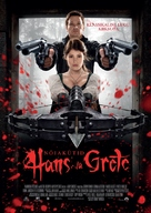 Hansel & Gretel: Witch Hunters - Estonian Movie Poster (xs thumbnail)