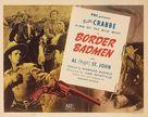 Border Badmen - Movie Poster (xs thumbnail)