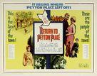 Return to Peyton Place - Movie Poster (xs thumbnail)