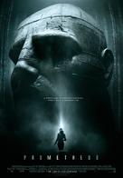 Prometheus - Portuguese Movie Poster (xs thumbnail)