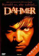 Dahmer - Czech poster (xs thumbnail)