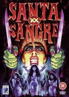 Santa sangre - British DVD movie cover (xs thumbnail)