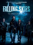 """Falling Skies"" - DVD cover (xs thumbnail)"