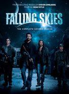 """Falling Skies"" - DVD movie cover (xs thumbnail)"