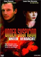 Under Suspicion - German DVD cover (xs thumbnail)