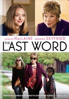 The Last Word - DVD movie cover (xs thumbnail)