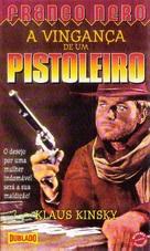 Uomo, l'orgoglio, la vendetta, L' - Brazilian VHS cover (xs thumbnail)