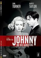 Johnny Eager - French DVD movie cover (xs thumbnail)