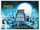 Night of the Living Dead - British Movie Poster (xs thumbnail)