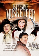 La Femme Musketeer - French Movie Cover (xs thumbnail)