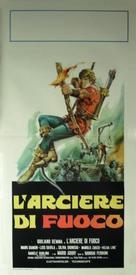 L'arciere di fuoco - Movie Poster (xs thumbnail)