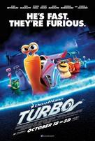 Turbo - British Movie Poster (xs thumbnail)