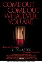 Hide And Seek - Movie Poster (xs thumbnail)
