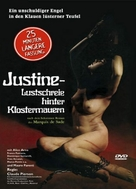 Justine de Sade - German Movie Cover (xs thumbnail)