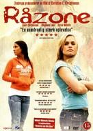 Råzone - Danish DVD cover (xs thumbnail)