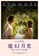 Magic in the Moonlight - Hong Kong Movie Poster (xs thumbnail)
