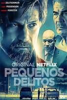 Small Crimes - Portuguese Movie Poster (xs thumbnail)