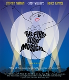 The First Nudie Musical - DVD cover (xs thumbnail)