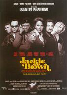 Jackie Brown - German Movie Poster (xs thumbnail)