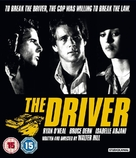 The Driver - Blu-Ray cover (xs thumbnail)