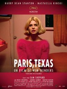 Paris, Texas - French Re-release poster (xs thumbnail)