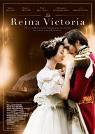 The Young Victoria - Spanish Movie Poster (xs thumbnail)