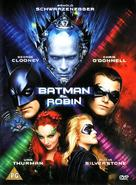 Batman And Robin - British Movie Cover (xs thumbnail)