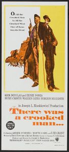 There Was a Crooked Man... - Australian Movie Poster (xs thumbnail)
