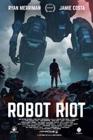 Robot Riot - Movie Poster (xs thumbnail)