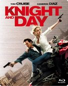 Knight and Day - Blu-Ray movie cover (xs thumbnail)