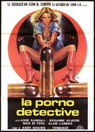 Stacey - Italian Movie Poster (xs thumbnail)
