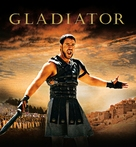 Gladiator - Blu-Ray movie cover (xs thumbnail)